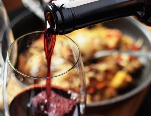 Το κόκκινο κρασί
