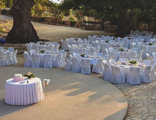 Sitting στη γαμήλια δεξίωση