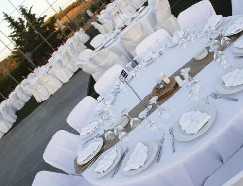 Catering. Δεξίωση γάμου με θέμα την ελιά